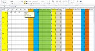 How To Set Up A Budget Spreadsheet Aljerer Lotgd Com