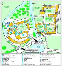 pierce college map maps denver