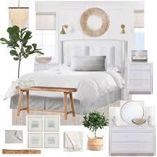 DesignSixtyFive | Master Bedroom | modern coastal boho farmhouse ...