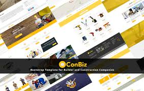 Construction Website Templates Delectable 48 Best Free And Premium Bootstrap Website Templates Of 48