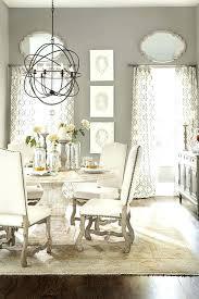 sophisticated metal sphere chandelier