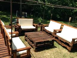 furniture of pallets. Garden Furniture Made Of Pallets Outside From Intended . L