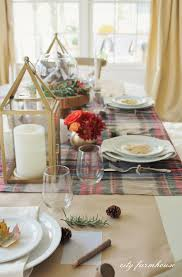 Fall Table Scapes Thanksgiving Tablescape Hop City Farmhouse