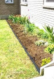 wooden garden borders wood landscape edging ideas wood landscaping border raised garden bed edging ideas wood