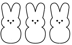 outline of bunny 20 bunny clipart black and white for free download on ya webdesign