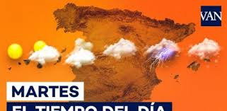 Hoy en goiânia se prevén cielos sin nubes. Prevision Meteorologica El Tiempo Para Hoy Martes 14 De Abril