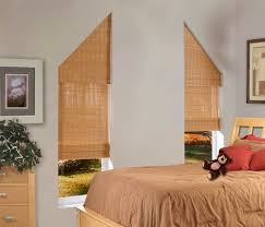 Shaped Blinds  Signature Blinds Is Your Specialist Blinds SupplierBlinds Triangular Windows