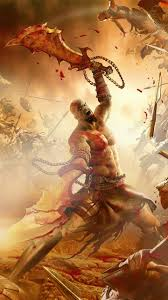 of war 3 hd wallpaper for android