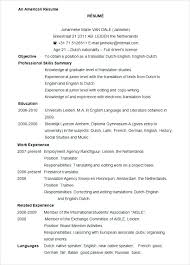 Web Designer Resume Template Resume Letter Directory