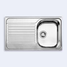 <b>Кухонная мойка Blanco Tipo</b> 45 S 860x500 нерж. сталь матовая ...