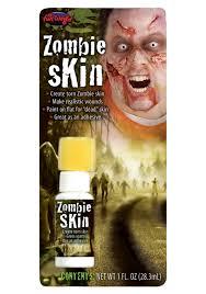 liquid latex zombie skin