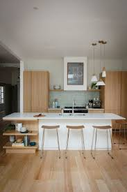 Kitchen Island Open Shelves Best 10 Island Bench Ideas On Pinterest Contemporary Kitchen