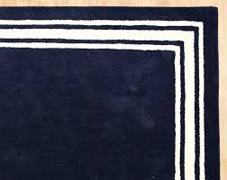 navy bordered modern navy blue rugs new area rugs for