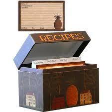 Decorative Recipe Box Welcome Home Recipe Box Village houses Recipe box and Recipe cards 93