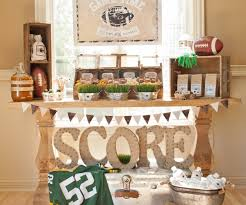 Super Bowl Party Decorating Ideas Super Bowl Party Ideas In Picture Food Ideas And Super Super Bowl 52
