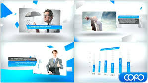 Video Presentation Template Complete Corporate After Effects