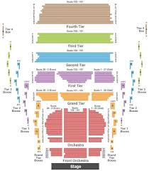 Prudential Seating Chart New Jersey Performing Arts Center Prudential Hall Tickets