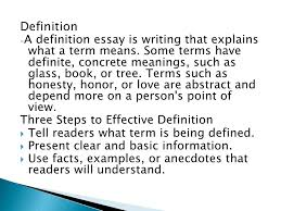 ideas for definition essay co ideas for definition essay