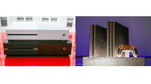 Ps4 Slim Vs Ps4 Pro Vs Xbox One Vs Xbox One S Size