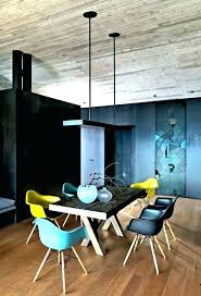multi colored chairs dining table coloured incredible colorful