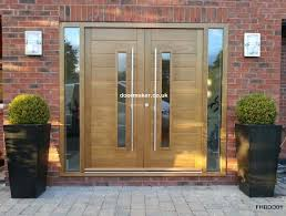 front double doorscontemporary double doors Contemporary Double Doors FHB with