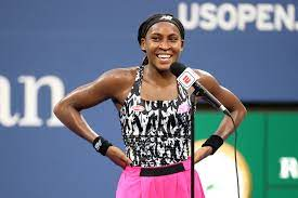 Look of the Day: Coco Gauff coordinates ...