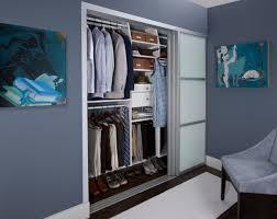 reach in closet sliding doors. His \u0026 Hers Reach-in Closet Modern-closet Reach In Closet Sliding Doors O