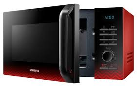 Купить <b>Микроволновая печь Samsung MG23H3115PR</b> по низкой ...
