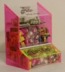 Chocolate Vending Machine Toy Impressive CarryMore Large Custom VENDING MACHINE Honor Box NEW Design Vend