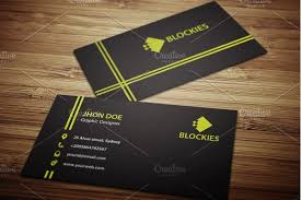 Exclusive Business Card Template Business Card Templates
