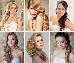 Voľné Vlasy Ako Možnosť Pre účes Nevesty Svadobné účesy S