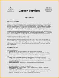 Legal Resume Examples New What To Say A Resume Lovely How To Write A
