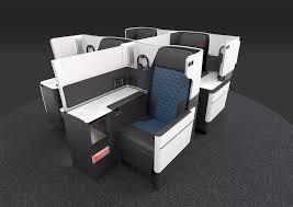 delta reveals new business cl seats