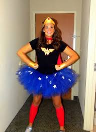 Wonder Woman Costume Pattern Extraordinary 48 Easy DIY Adult Costumes This Is Halloween Pinterest Woman