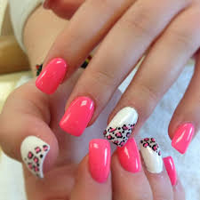 Acrylic nail designs valentines day - how you can do it at home ...