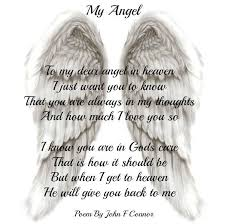Angel Quotes Adorable Angels In Heaven Quotes On QuotesTopics