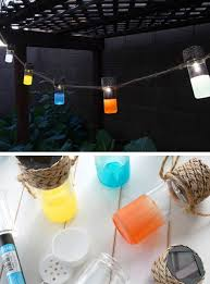 outdoor lighting ideas diy. diy solar lanterns via cherylstyle click pic for 24 garden lighting ideas outdoor diy