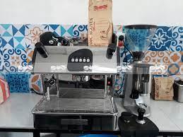 Máy pha cà phê cũ Expobar Markus 1 Group – New 98% – Mộc Nguyên Coffee