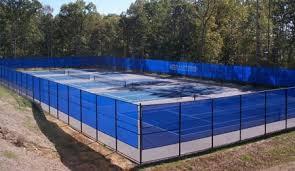 tennis windscreen