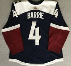 They are members of the central division of the western conference of the national hockey league, being the only team in their division to not be in the central time zone, instead being located in the. Colorado Avalanche Game Used Nhl Jerseys For Sale Ebay