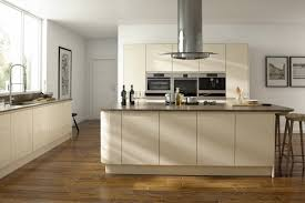 Cream Gloss Kitchen Opus High Gloss Cream Kitchen Door