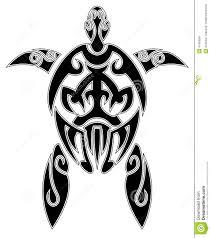 татуировка черепахи иллюстрация вектора иллюстрации насчитывающей