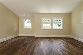 cost to install vinyl plank flooring wooden floor in empty bedroom labor cost to install vinyl