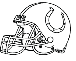 Nfl Football Coloring Pages Football Player Coloring Pages Football