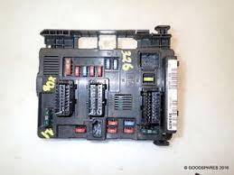 bsm unit fuse box 9643498980 05 peugeot 206 1 1 3 door ref 326 image is loading bsm unit fuse box 9643498980 05 peugeot 206