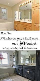 Diy Cheap Bathroom Remodel Bathroom Remodel Diy Diy Photo By Walker Zanger Popular Redo A