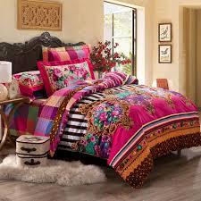Patterned Bedding Simple Design