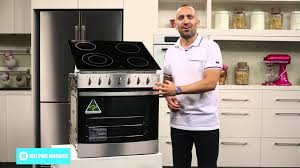 Westinghouse Kitchen Appliances Westinghouse Wve645s Electric Wall Oven And Cooktop Overview By