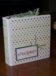 i have used a recipe binder for years and love it a few years ago i typed up every favorite recipe i had that wasn t in a cookbook i used often