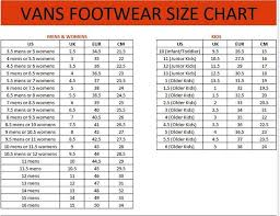Vans Infant Shoe Size Chart Buy 2 Off Any Vans Kids Shoe Size Chart Case And Get 70 Off
